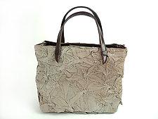 Toto Handbag by Yuh Okano (Shibori Purse)