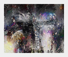 Untitled No. 7392 by Mark Johnson (Giclee Print)