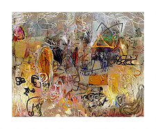 Untitled No. 7097 by Mark Johnson (Giclee Print)