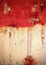 Heated by Amy Longcope (Acrylic Painting)