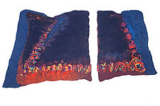 Earth Forces by Sharron Parker (Fiber Wall Hanging)