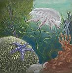 Underwater Fantasy by Sherry Schreiber (Giclee Print)