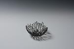 Smoke Nest by Heather Palmer (Art Glass Sculpture)