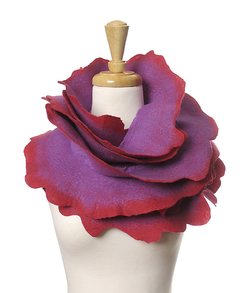 Rose Scarf in Theater