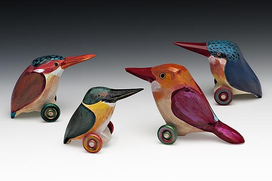 Kingfisher Collection