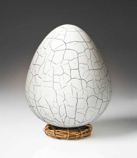 Crackled Dragon Egg