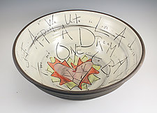 Union Bowl by Noelle VanHendrick and Eric Hendrick (Ceramic Bowl)