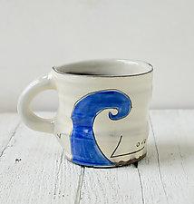 Love Mugs by Noelle VanHendrick and Eric Hendrick (Ceramic Mug)