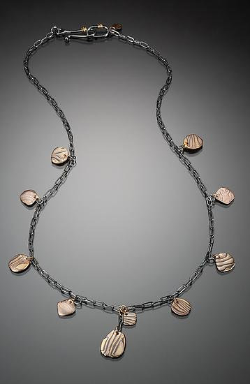 Kancamagus Necklace 10-Pebble