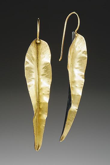 Long Leaf Earring