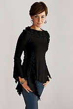 Pierrot Knit Top by Giselle Shepatin  (Knit Top)