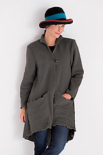 Whimsical Fleece Jacket by Giselle Shepatin  (Fleece Jacket)