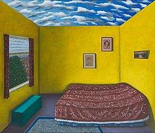 Anna's Bedroom by Scott Kahn (Giclee Print)