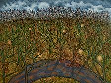 Cadman Plaza Evening by Scott Kahn (Giclee Print)