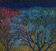 The Woods by Scott Kahn (Giclee Print)