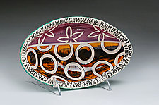 Today is a New Day by Connie Norman (Ceramic Bowl)