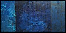 Deep Dive by Graceann Warn (Oil Painting)