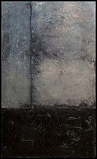 Chalkboard Painting by Graceann Warn (Oil Painting)