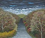 April in Old Lyme by Scott Kahn (Giclee Print)