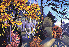 End of the Season; End of the Day by Wynn Yarrow (Giclee Print)
