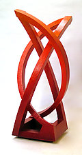 Arches by John Wilbar (Wood Sculpture)