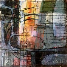 Gateway Opening by Sarinda Jones (Acrylic Painting)