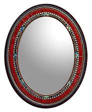 Sangria by Angie Heinrich (Mosaic Mirror)