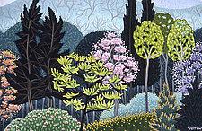Spring Unfolds by Wynn Yarrow (Giclee Print)