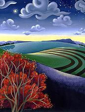Suddenly by Wynn Yarrow (Giclee Print)