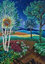Sky Tiger by Wynn Yarrow (Giclee Print)