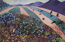 Change in the Air by Wynn Yarrow (Giclee Print)