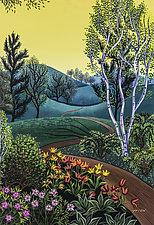 Wide Warm World by Wynn Yarrow (Giclee Print)