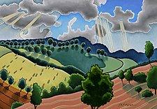 Silver Lining by Wynn Yarrow (Giclee Print)