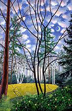 Memory and Longing by Wynn Yarrow (Giclee Print)