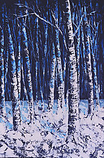 Frosted by Ritch Gaiti (Oil Painting)