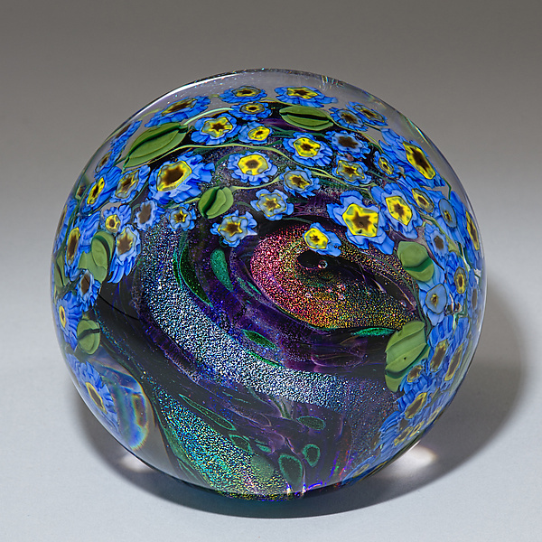 Forget-Me-Nots Paperweight