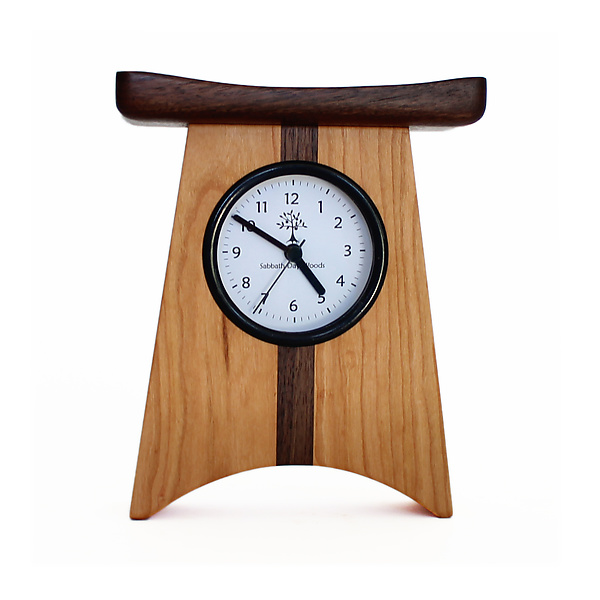 East of Appalachia Desk Clock