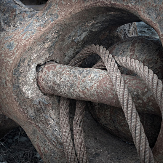 Tugboat Anchor