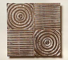Quadrant by Kipley Meyer (Wood Wall Sculpture)