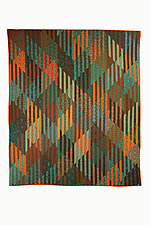 Staggering 2 by Kent Williams (Fiber Wall Hanging)