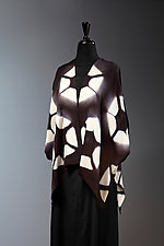 Hexagon Silk Jacket by Laura Hunter  (Silk Jacket)