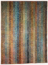 Column As I See 'Em by Kent Williams (Fiber Wall Art)