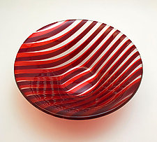 Candy Shift by Sabine  Snykers (Art Glass Bowl)