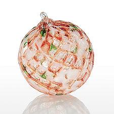 Sassafras by Paul Lockwood (Art Glass Ornament)
