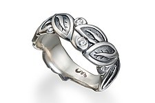 Moonlight Dreams Band by Conni Mainne (Silver & Stone Ring)