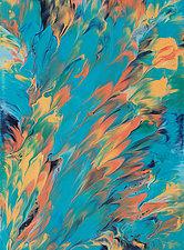 Behold the Light by Cassandra Tondro (Acrylic Painting)