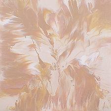Sandstone by Cassandra Tondro (Acrylic Painting)