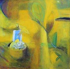 Light From A Distant Sun by Heidi Daub (Acrylic Painting)