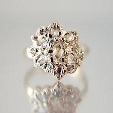 Diamond Burst Ring by Ana Cavalheiro (Jewelry Rings)