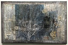 Listening to the Trees by Wen Redmond (Fiber Wall Hanging)